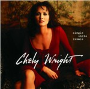 CD Single White Female di Chely Wright