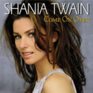 CD Come on Over di Shania Twain