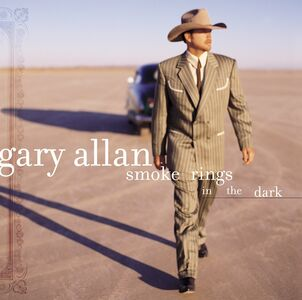 CD Smoke Rings in the Dark di Gary Allan