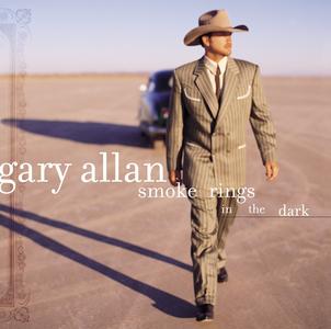 CD Smoke Rings in the Dark di Gary Allan