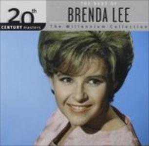 CD 20th Century Masters di Brenda Lee