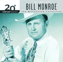 20th Century Masters - CD Audio di Bill Monroe