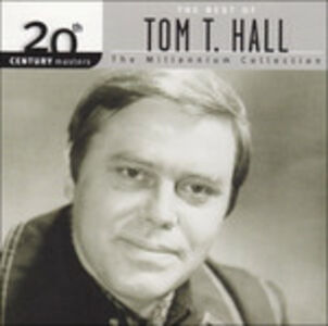 CD 20th Century Masters di Tom T. Hall