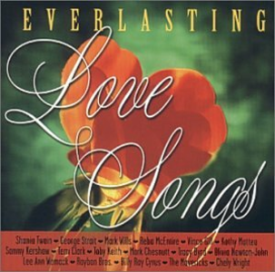 CD Everlasting Love Songs