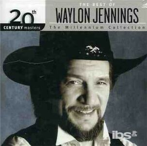 CD 20th Century Masters di Waylon Jennings