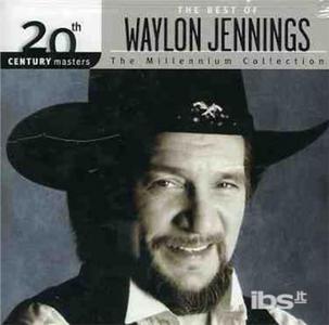 CD 20th Century Masters di Waylon Jennings
