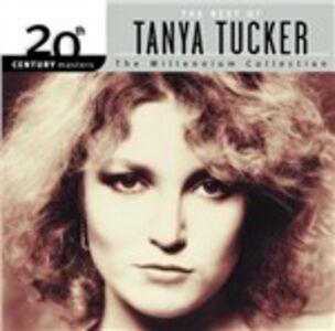 CD Millennium Collection di Tanya Tucker