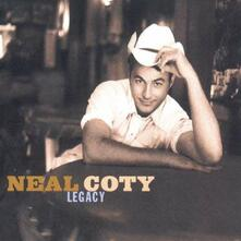 Legacy - CD Audio di Neal Coty
