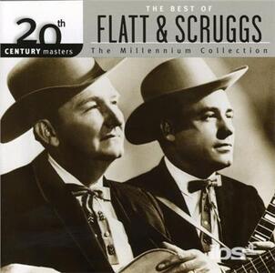 20th Century Masters - CD Audio di Lester Flatt,Earl Scruggs