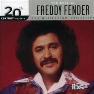 Foto Cover di 20th Century Masters, CD di Freddy Fender, prodotto da Mca