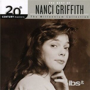 CD Millennium Collection di Nanci Griffith