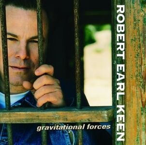 Foto Cover di Gravitational Forces, CD di Robert Earl Keen Jr., prodotto da Mercury