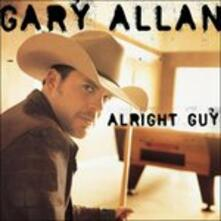 Alright Guy - CD Audio di Gary Allan