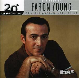Millennium Collection - CD Audio di Faron Young