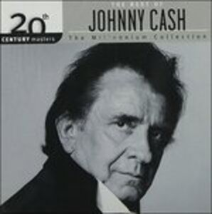 CD 20th Century Masters di Johnny Cash