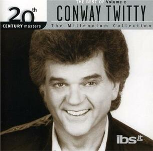 Millennium Collection - CD Audio di Conway Twitty