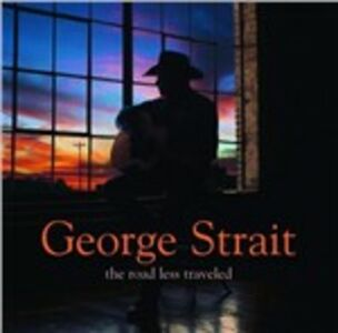 CD Road Less Traveled di George Strait
