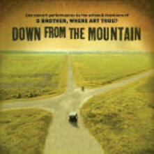 Down from the Mountain (Colonna sonora) - CD Audio