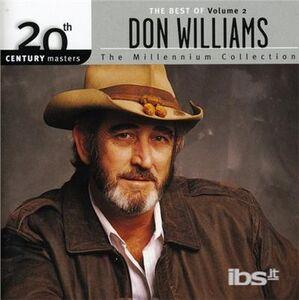 Foto Cover di 20th Century Masters, CD di Don Williams, prodotto da 604 Records