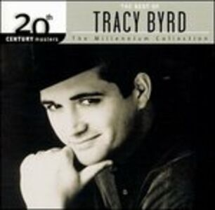 Foto Cover di 20th Century Masters, CD di Tracy Byrd, prodotto da Mca