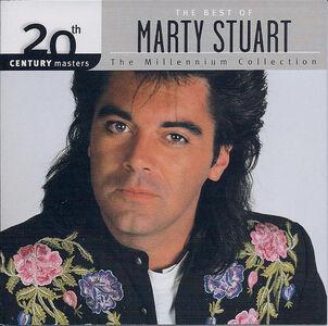 Foto Cover di 20th Century Masters, CD di Marty Stuart, prodotto da Mca