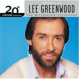 CD Millennium Collection di Lee Greenwood