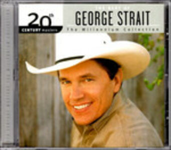CD Millennium Collection di George Strait