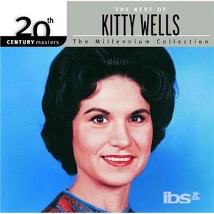 CD 20th Century Masters di Kitty Wells