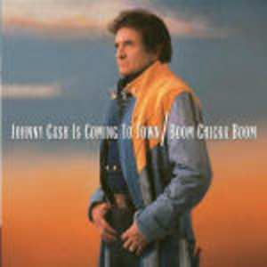 CD Is Coming to Town - Boom Chicka Boom di Johnny Cash