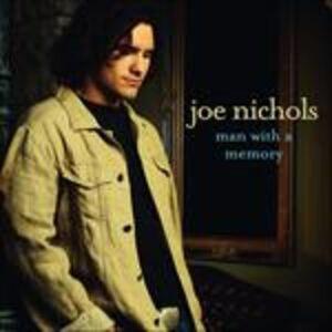 CD Man with a Memory di Joe Nichols