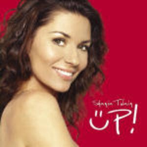 CD Up! di Shania Twain