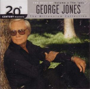 20th Century Masters - CD Audio di George Jones