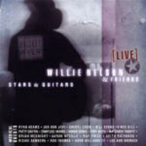 Foto Cover di Stars and Guitars, CD di Willie Nelson, prodotto da Lost Highway