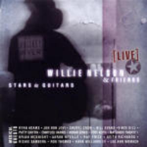 CD Stars and Guitars di Willie Nelson