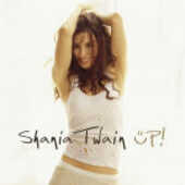 CD Up! Shania Twain
