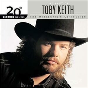 CD 20th Century Masters di Toby Keith