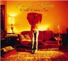 World Without Tears - Vinile LP di Lucinda Williams