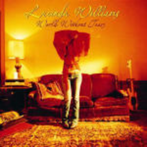 CD World Without Tears di Lucinda Williams