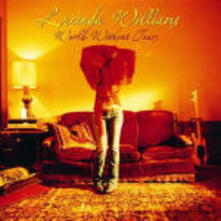 World Without Tears - CD Audio di Lucinda Williams