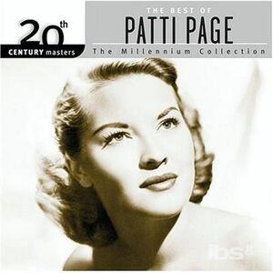Foto Cover di 20th Century Masters, CD di Patti Page, prodotto da Universal