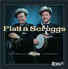 The Complete Mercury Recordings - CD Audio di Lester Flatt,Earl Scruggs
