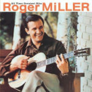 CD All Time Greatest Hits di Roger Miller