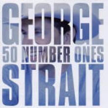 50 Number Ones - CD Audio di George Strait