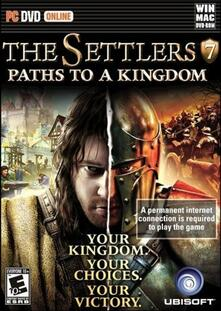 The Settlers 7: Paths to a Kingdom (Edizione Regno Unito) - PC