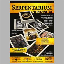Serpentarium Nerdzine 1. Gioco da tavolo