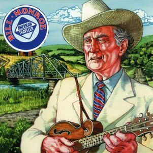 CD American Traveler di Bill Monroe