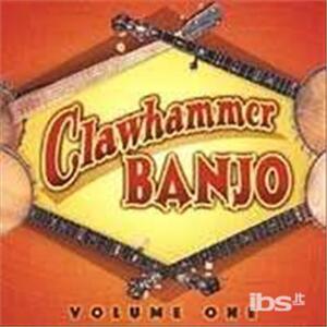 Clawhammer Banjo Vol 1 - CD Audio