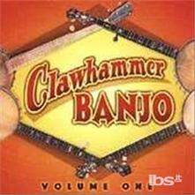 Clawhammer Banjo Vol 1 - CD Audio