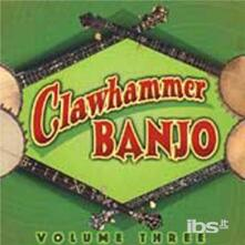 Clawhammer Banjo Vol 3 - CD Audio