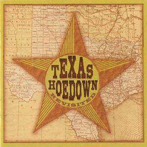 Foto Cover di Texas Hoedown Revisited, CD di  prodotto da County